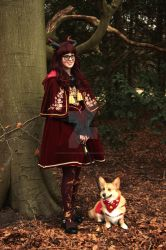 Winter Castlefest 2015 - 08 by TheRatLoverCosplay