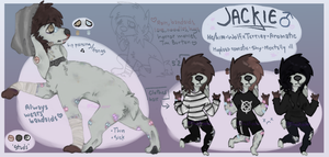 Jackie REF 2017 by Ghost-Pupper