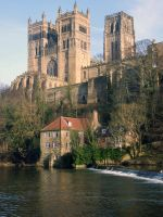 Durham Cathedral by TimeWizardStock