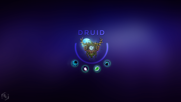 WoW: Druid by Xael-Design