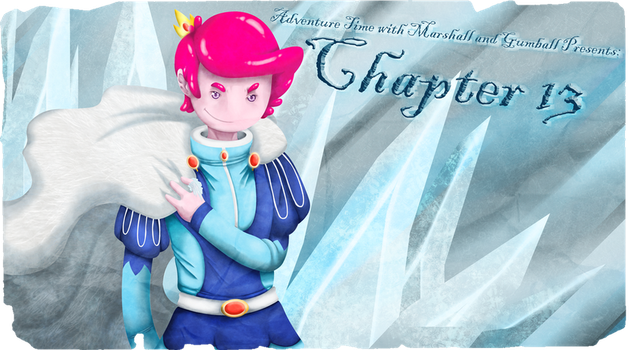 Chapter 13 Title Card by Stelera