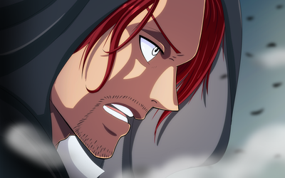 Shanks (One Piece Ch. 907) by bryanfavr
