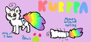 Kurppa Ref / OUT-DATED by tinttiyo