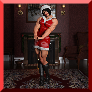 Have Yourself a Super Christmas, part one by Soviet-Superwoman