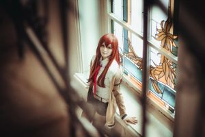 Kurisu Makise - Steins Gate #8 by AtoKaihaku