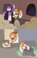 Lucky Critter Session by tiffmagius