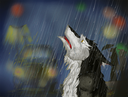 sergal sad by nicowtc