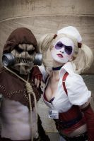 Attention B-Man! We are your nightmare! by MadameSkunk