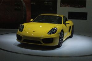 The new porsche boxer by JoshuaCordova