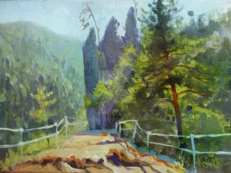 The guards_The Canyon of the Waterfalls_Smolyan201 by Rizov