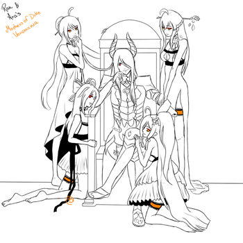 Vocaloid + Elsword crossover by BeatrizForever