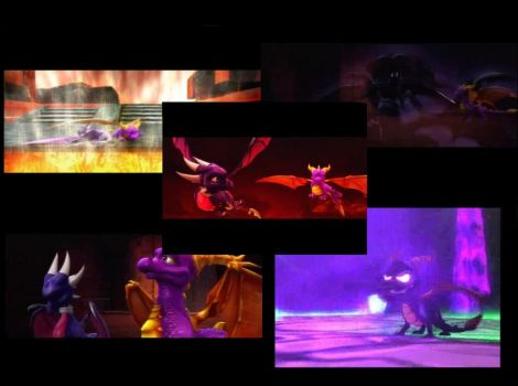 An Awsome Array of Screenshots by cynder365