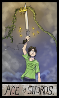 Ace of Swords by Worthikids