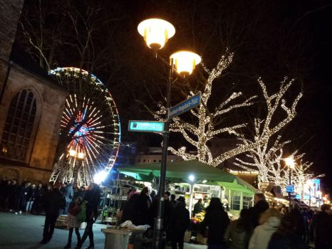 Christmas Market 2013 in Essen :) by Pade93