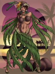 FF6: Coconut Blossom by evui