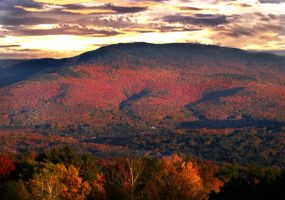 Near Stowe Vermont by RicksCafe
