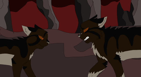 Tigerstar can't hurt his own son by Deercliff