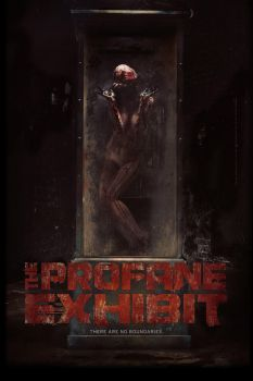 The Profane Exhibit by chadmichaelward