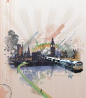 London by CkyGFX