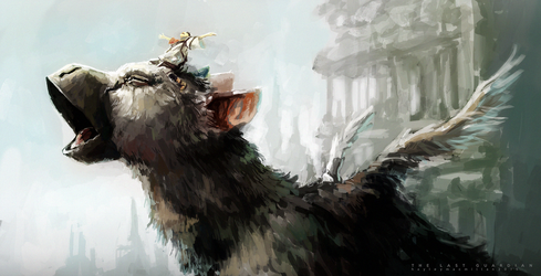 The Last Guardian by tinhan
