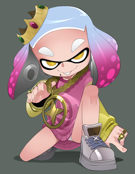 Pearl or Marina by bleedman
