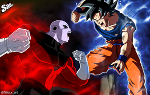 Migatte no Gokui Vs Jiren by SaoDVD