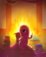 Party's Over by SpyrotheFox