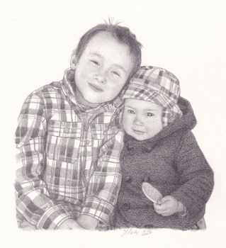 Nicole-nephews by pixeleiderdown