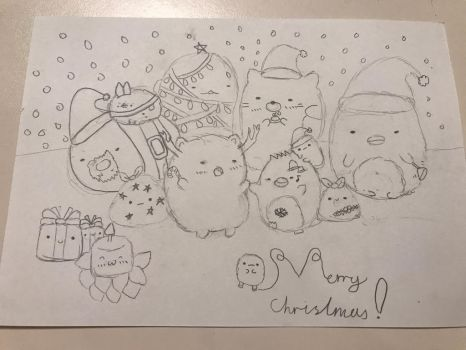 Christmas.Card by ILoveNature12345