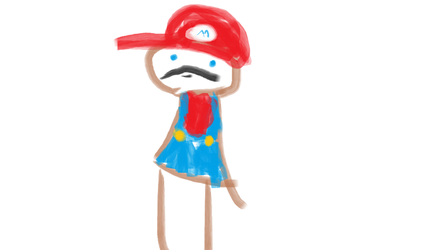 That Mario Guy by Millbee