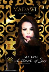 Madawi A touch of Love Poster by savianty