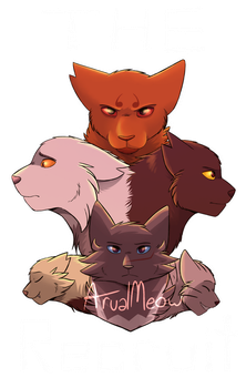 The Recruits (Merch Update) by ArualMeow