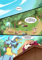 ToT - TalF |CH 1| Leap of Faith - Page 1 by WishfulVixen