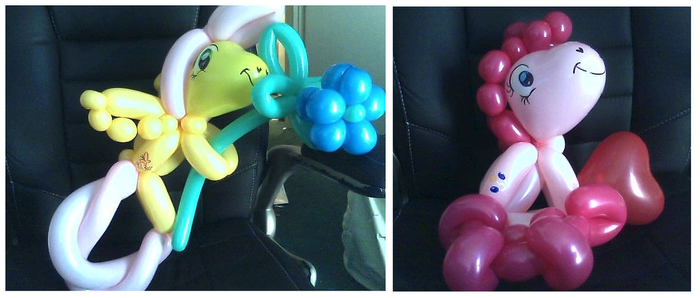 Balloon Ponies Updated by PashaPup