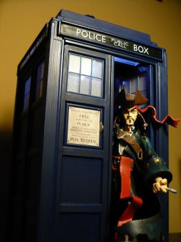 This is my Tardis, Savvy? by DoctorWhoNC
