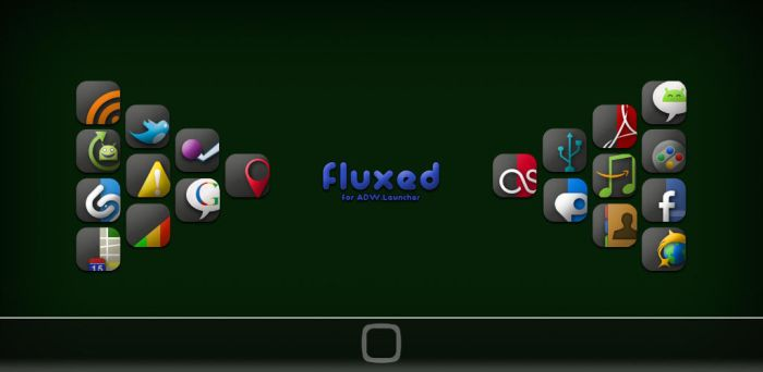Fluxed for Android by Vazguard