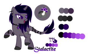 ::Gift:: Stalactite | Colorbase | by AngelLightYT