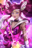 Star Guardian Lux by magato98