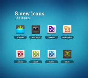 48px icons 3 by neweravin