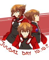 [10.10] JUUDAI DAY by Tenkana