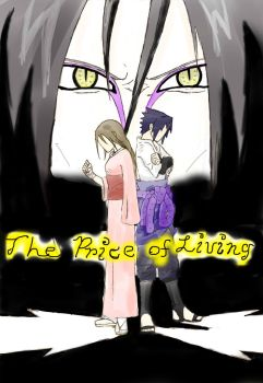 The Price of Living- Cover Art by Embercharm