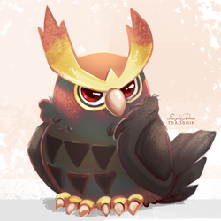 164 - Noctowl by TsaoShin