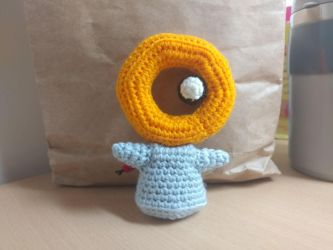 [Crochet] New Pokemon Meltan by Gary30727