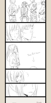 You're not here anymore [Connie x Sasha] by yuuike