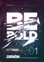 Be Bold by Crays