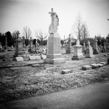 St. Michael's Cemetery, 12 by aymiah