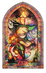 Zelda- The Wind Waker: Winds of Flame and Sea by The-Longfall-of-1979
