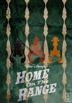 Disney Classics 45 Home on the Range by Hyung86
