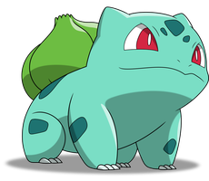 Vector #271 - Bulbasaur #2 by DashieSparkle
