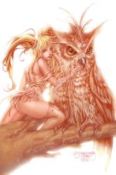 owl girl colors by summerset by sjsegovia